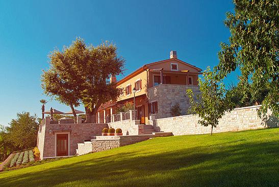 Kuća za odmor, Vizinada